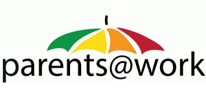 Logo projekta Parents at Work